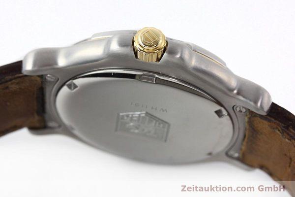 Used luxury watch Tag Heuer Professional steel / gold quartz Kal. 2.93 ETA 955112 Ref. WH1151  | 142682 10