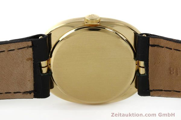 Used luxury watch Patek Philippe Ellipse 18 ct gold manual winding Kal. 215 Ref. 3848  | 142683 08