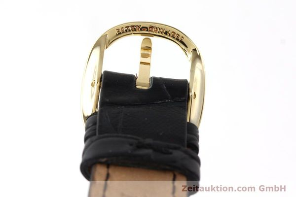 Used luxury watch Patek Philippe Ellipse 18 ct gold manual winding Kal. 215 Ref. 3848  | 142683 13