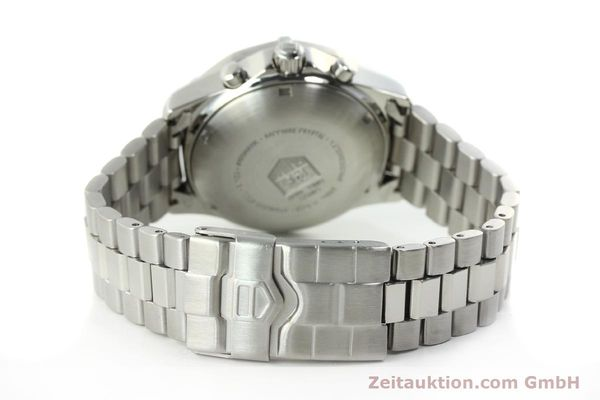 Used luxury watch Tag Heuer Professional chronograph steel automatic Kal. Eta 7750 Ref. CK2111  | 142685 10
