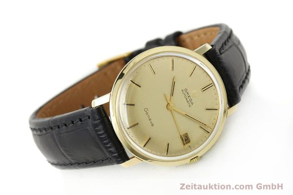Used luxury watch Omega * 14 ct yellow gold automatic Kal. 585 Ref. 1211  | 142688 03