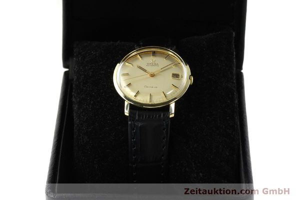 Used luxury watch Omega * 14 ct yellow gold automatic Kal. 585 Ref. 1211  | 142688 07