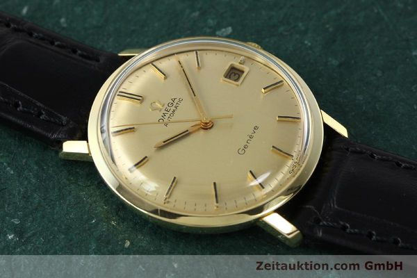 Used luxury watch Omega * 14 ct yellow gold automatic Kal. 585 Ref. 1211  | 142688 14