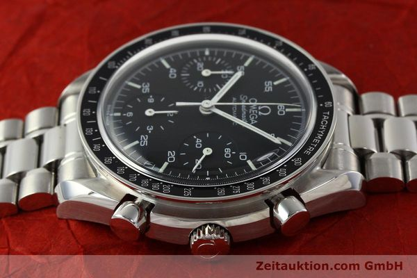 Used luxury watch Omega Speedmaster chronograph steel automatic Kal. 1143 ETA 2890A2  | 142694 05