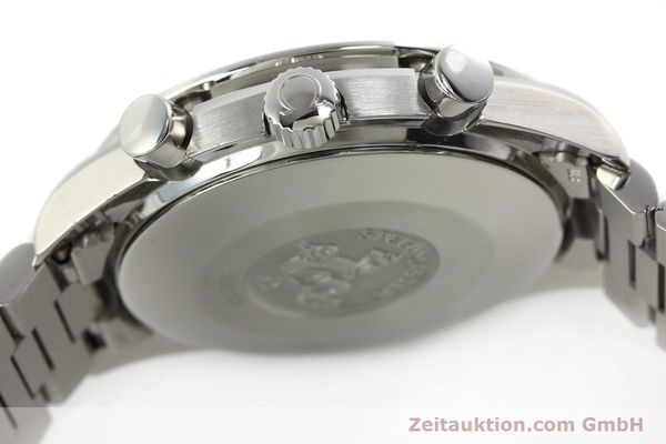 Used luxury watch Omega Speedmaster chronograph steel automatic Kal. 1143 ETA 2890A2  | 142694 12