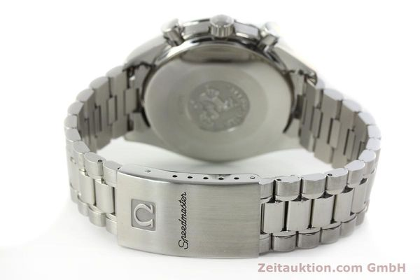 Used luxury watch Omega Speedmaster chronograph steel automatic Kal. 1143 ETA 2890A2  | 142694 13