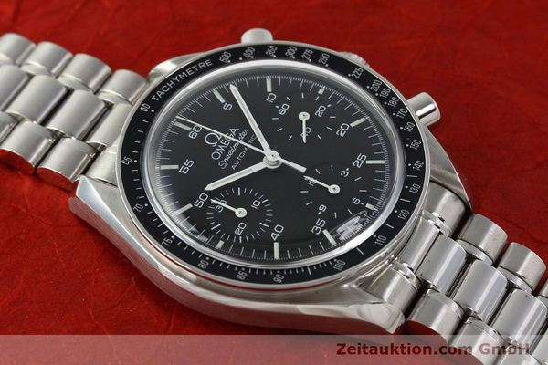 Used luxury watch Omega Speedmaster chronograph steel automatic Kal. 1143 ETA 2890A2  | 142694 16