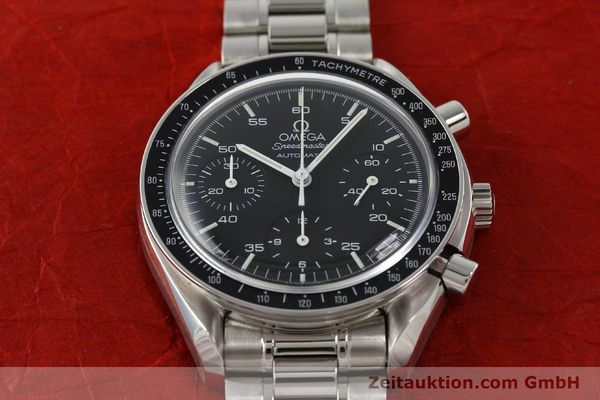 Used luxury watch Omega Speedmaster chronograph steel automatic Kal. 1143 ETA 2890A2  | 142694 17