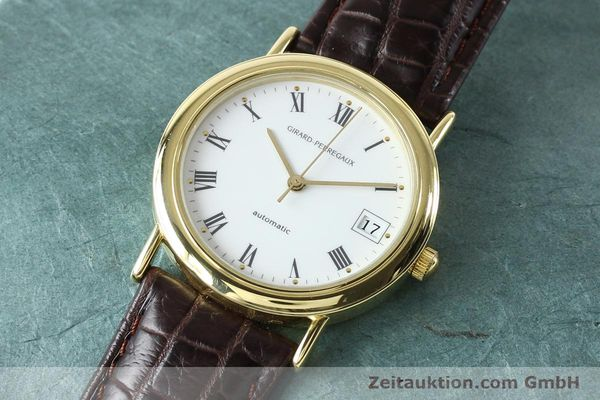 Used luxury watch Girard Perregaux * 18 ct gold automatic Kal. 2200 Ref. 4799.51  | 142705 01