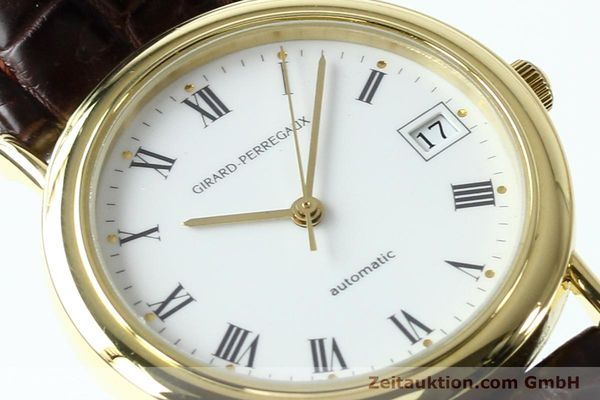 Used luxury watch Girard Perregaux * 18 ct gold automatic Kal. 2200 Ref. 4799.51  | 142705 02