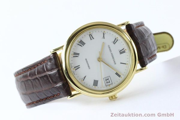Used luxury watch Girard Perregaux * 18 ct gold automatic Kal. 2200 Ref. 4799.51  | 142705 03