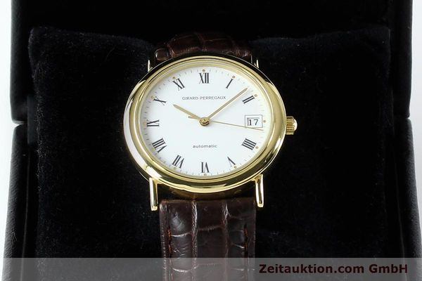 Used luxury watch Girard Perregaux * 18 ct gold automatic Kal. 2200 Ref. 4799.51  | 142705 07