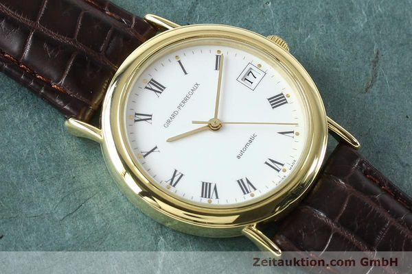 Used luxury watch Girard Perregaux * 18 ct gold automatic Kal. 2200 Ref. 4799.51  | 142705 12