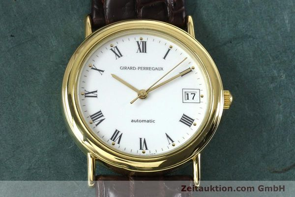 Used luxury watch Girard Perregaux * 18 ct gold automatic Kal. 2200 Ref. 4799.51  | 142705 13