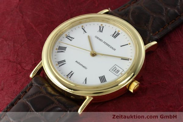 Used luxury watch Girard Perregaux * 18 ct gold automatic Kal. 2200 Ref. 4799.51  | 142706 01