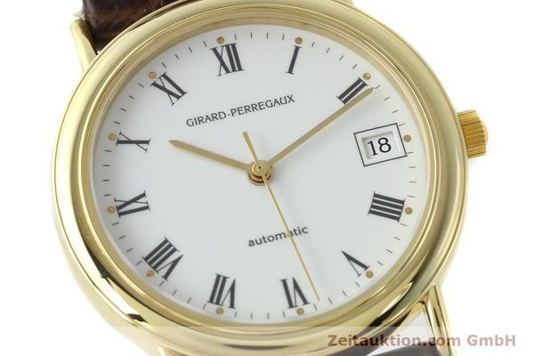 Used luxury watch Girard Perregaux * 18 ct gold automatic Kal. 2200 Ref. 4799.51  | 142706 02