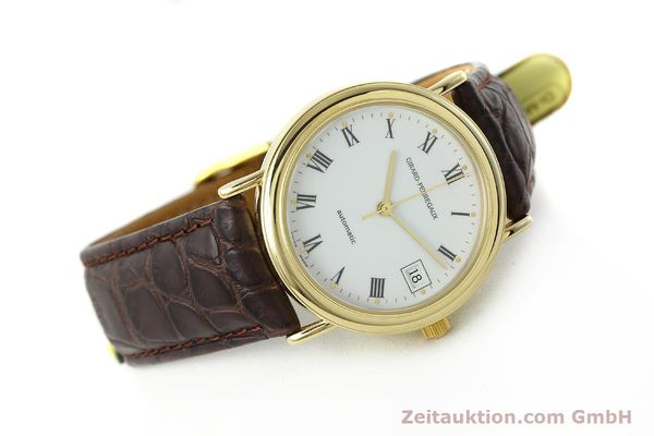 Used luxury watch Girard Perregaux * 18 ct gold automatic Kal. 2200 Ref. 4799.51  | 142706 03