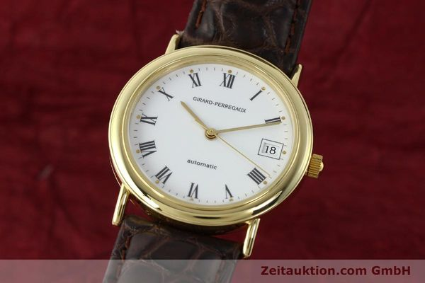 Used luxury watch Girard Perregaux * 18 ct gold automatic Kal. 2200 Ref. 4799.51  | 142706 04