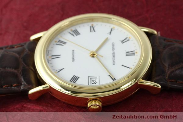 Used luxury watch Girard Perregaux * 18 ct gold automatic Kal. 2200 Ref. 4799.51  | 142706 05