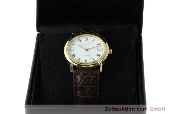 Used luxury watch Girard Perregaux * 18 ct gold automatic Kal. 2200 Ref. 4799.51  | 142706 07