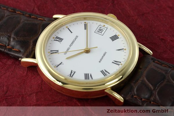 Used luxury watch Girard Perregaux * 18 ct gold automatic Kal. 2200 Ref. 4799.51  | 142706 15