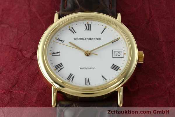 Used luxury watch Girard Perregaux * 18 ct gold automatic Kal. 2200 Ref. 4799.51  | 142706 16