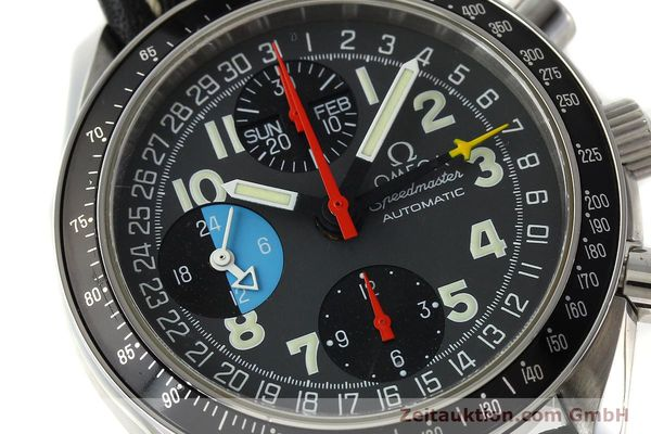 Used luxury watch Omega Speedmaster chronograph steel automatic Kal. 1151  | 142707 02