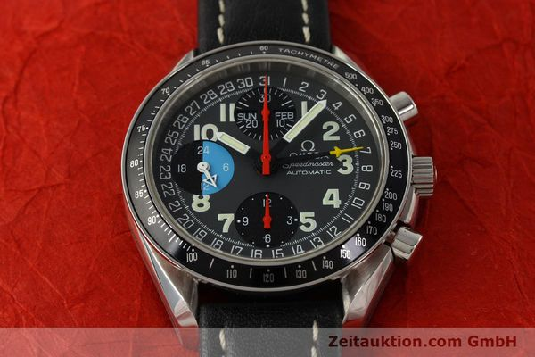 Used luxury watch Omega Speedmaster chronograph steel automatic Kal. 1151  | 142707 14