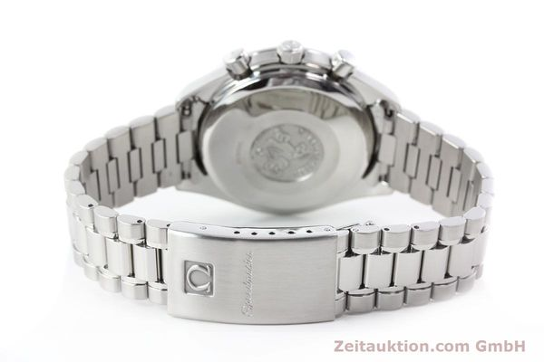 Used luxury watch Omega Speedmaster chronograph steel automatic Kal. 1155 ETA 7750  | 142708 12