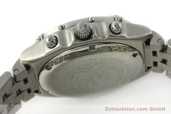 Used luxury watch Breitling Chronomat chronograph steel automatic Kal. B20 ETA 7750 Ref. A20048  | 142711 11