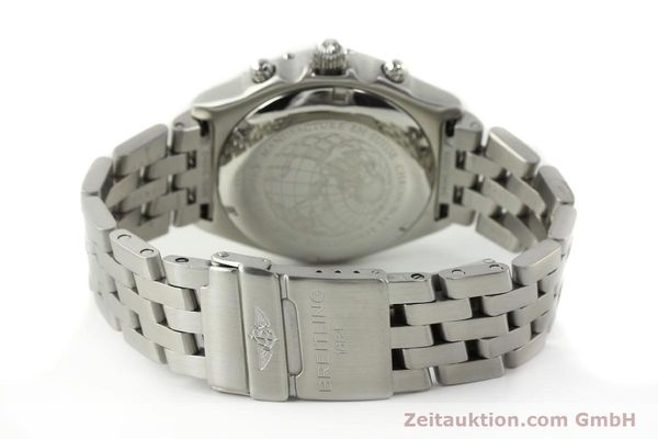 Used luxury watch Breitling Chronomat chronograph steel automatic Kal. B20 ETA 7750 Ref. A20048  | 142711 12