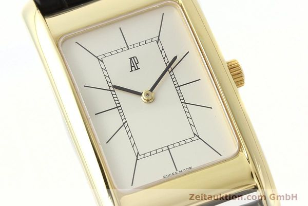 Used luxury watch Audemars Piguet * 18 ct gold manual winding Kal. 2080 Ref. C-98635  | 142714 02