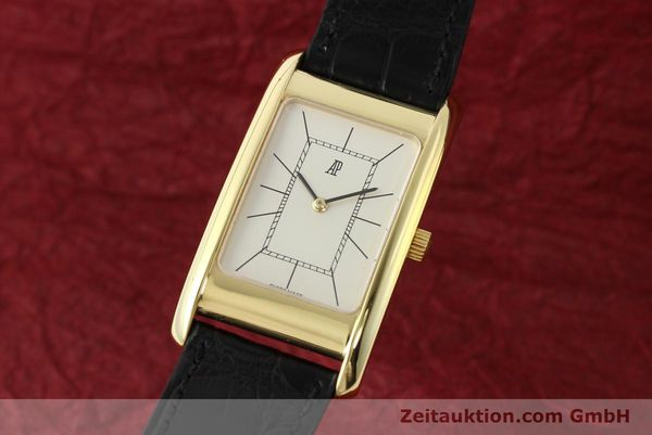 Used luxury watch Audemars Piguet * 18 ct gold manual winding Kal. 2080 Ref. C-98635  | 142714 04