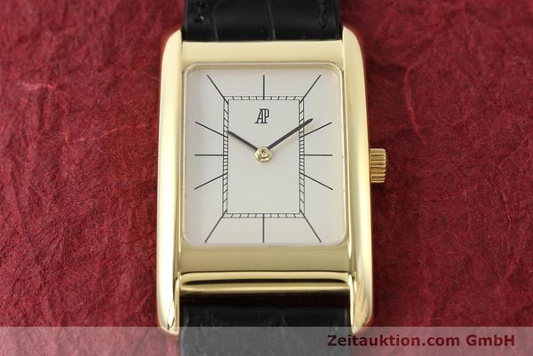 Used luxury watch Audemars Piguet * 18 ct gold manual winding Kal. 2080 Ref. C-98635  | 142714 14