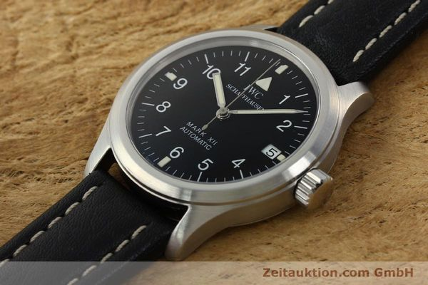 Used luxury watch IWC Mark XII steel automatic Kal. 884-2 Ref. 3241  | 142719 01