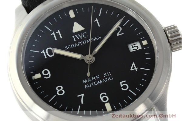 Used luxury watch IWC Mark XII steel automatic Kal. 884-2 Ref. 3241  | 142719 02