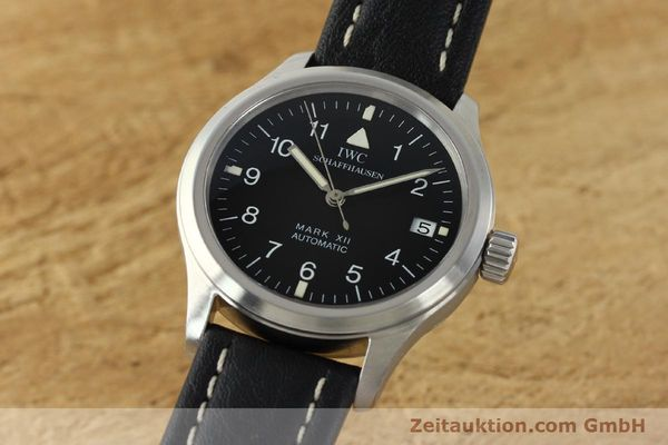 Used luxury watch IWC Mark XII steel automatic Kal. 884-2 Ref. 3241  | 142719 04