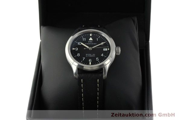 Used luxury watch IWC Mark XII steel automatic Kal. 884-2 Ref. 3241  | 142719 07
