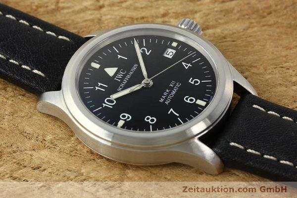 Used luxury watch IWC Mark XII steel automatic Kal. 884-2 Ref. 3241  | 142719 14