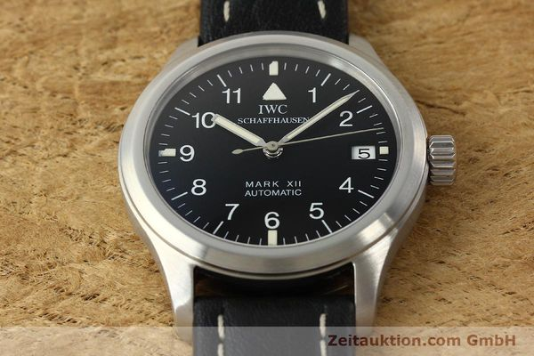 Used luxury watch IWC Mark XII steel automatic Kal. 884-2 Ref. 3241  | 142719 15