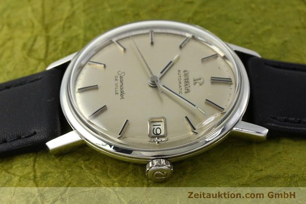 Used luxury watch Omega Seamaster steel automatic Kal. 565  | 142720 05