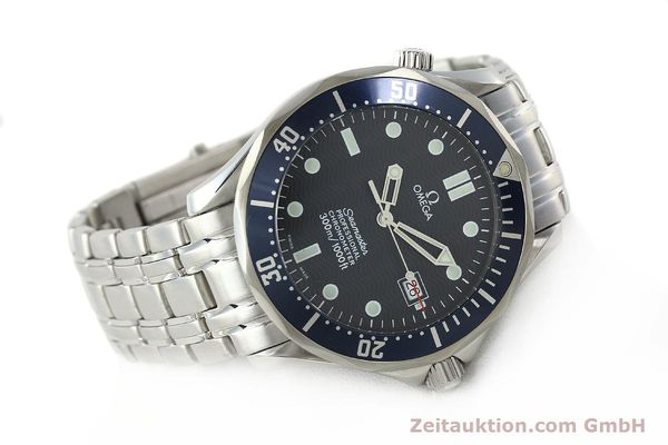 Used luxury watch Omega Seamaster steel automatic Kal. 1109 ETA 2892A2  | 142723 03