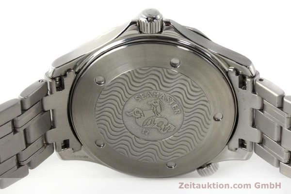Used luxury watch Omega Seamaster steel automatic Kal. 1109 ETA 2892A2  | 142723 09