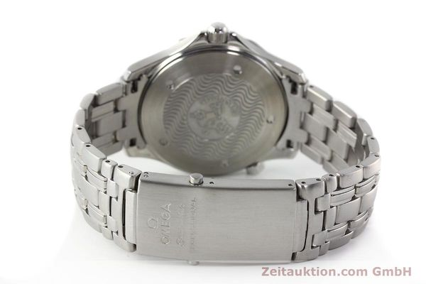Used luxury watch Omega Seamaster steel automatic Kal. 1109 ETA 2892A2  | 142723 14