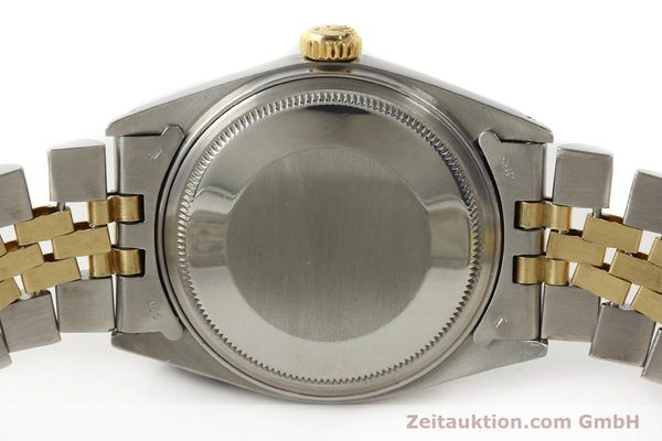Used luxury watch Rolex Datejust steel / gold automatic Kal. 3035 Ref. 16013  | 142725 08