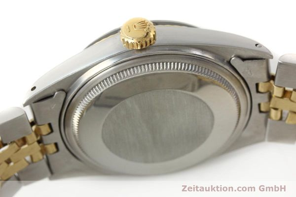 Used luxury watch Rolex Datejust steel / gold automatic Kal. 3035 Ref. 16013  | 142725 11
