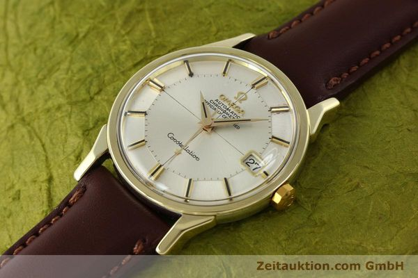 Used luxury watch Omega Constellation steel / gold automatic Kal. 564  | 142726 01