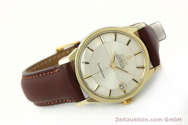 Used luxury watch Omega Constellation steel / gold automatic Kal. 564  | 142726 03