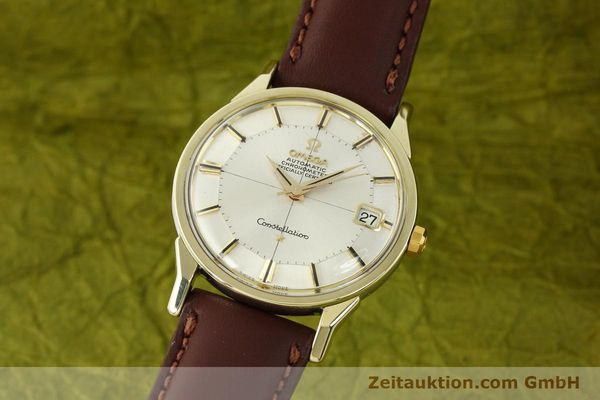 Used luxury watch Omega Constellation steel / gold automatic Kal. 564  | 142726 04