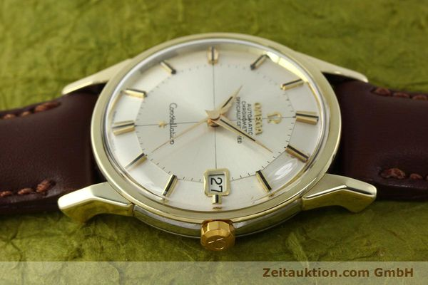 Used luxury watch Omega Constellation steel / gold automatic Kal. 564  | 142726 05